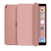 Carcasa Trasera Trifod TPU Edge Hard PC para iPad Mini 5 2019