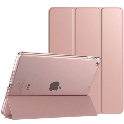 Para Apple iPad Case 6th generación 9.7 2018 Smart Magnetic PU Leather Para iPad Case